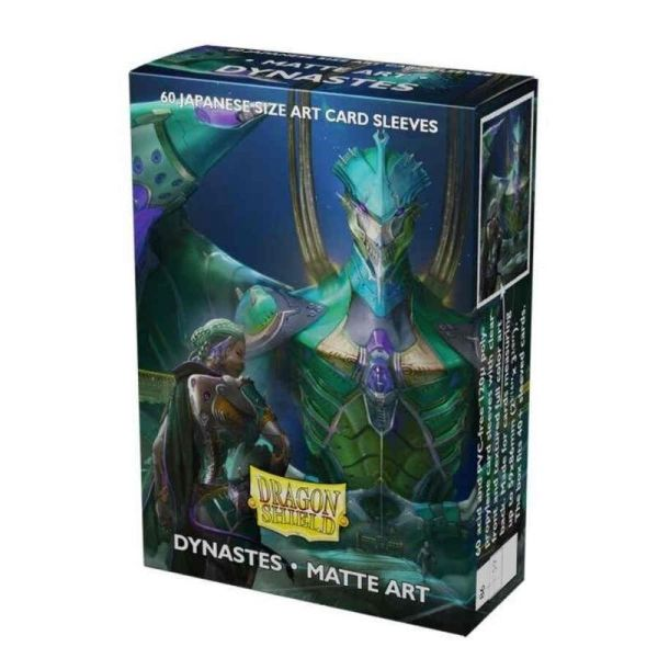 Dragon Shield: Art Matte Dynastes (60)