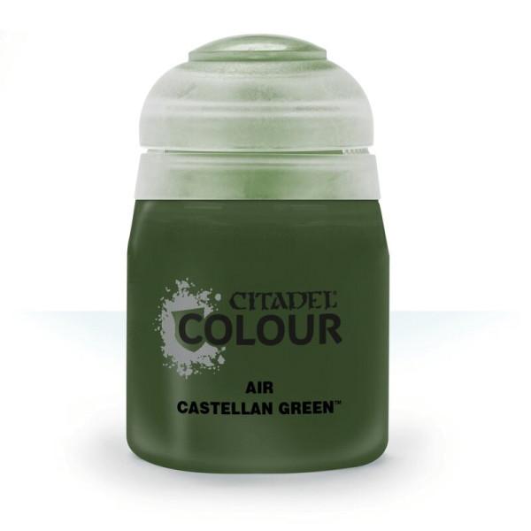 AIR: CASTELLAN GREEN (24ML) (28-08)