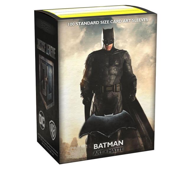 Dragon Shield: Matte Art Justice League Batman (100)