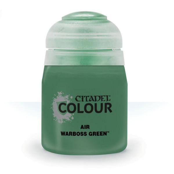 AIR: WARBOSS GREEN (24ML) (28-29)
