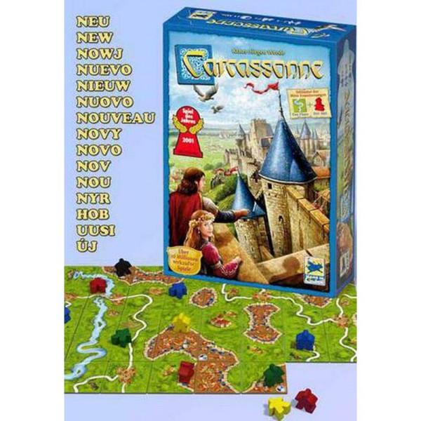 Carcassonne (neue Edition)
