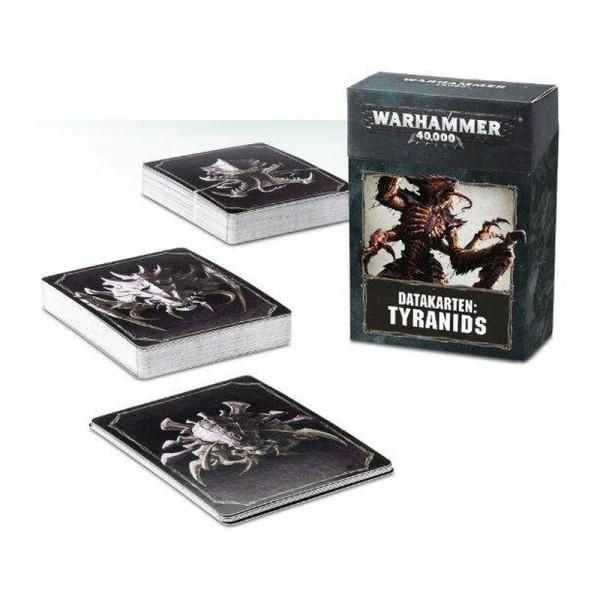 DATACARDS: TYRANIDS (DEU) (51-02-04)