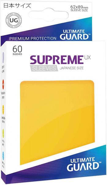 Supreme UX Sleeves Japanische Größe Yellow (60)