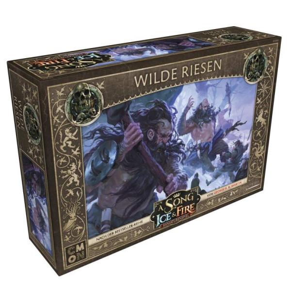 A Song of Ice & Fire - Wilde Riesen