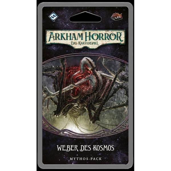Arkham Horror: LCG - Webers Kosmos Mythos-Pack (Traumfresser-6)