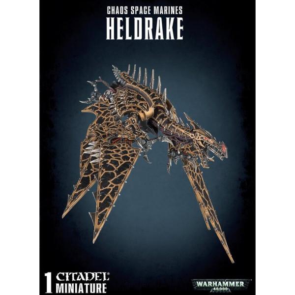 CHAOS SPACE MARINES HELDRAKE (43-15)