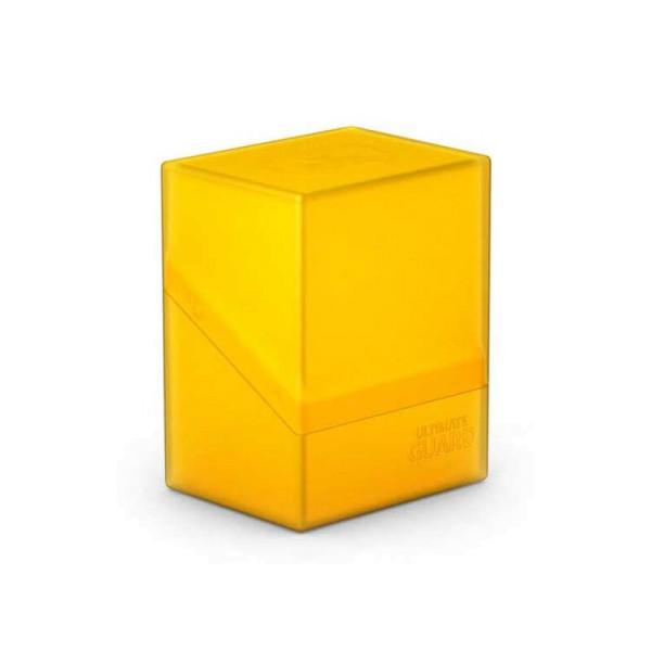 Boulder Deck Case™ 80+ Standard Size Amber