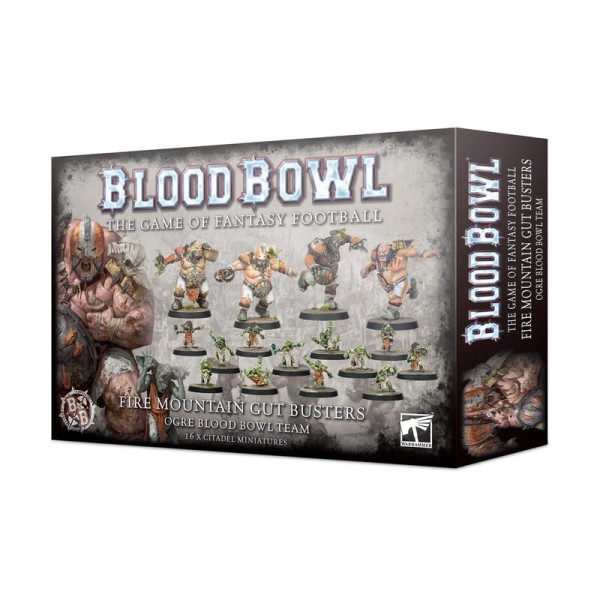 BLOOD BOWL: FIRE MOUNTAIN GUT BUSTERS (202-02)