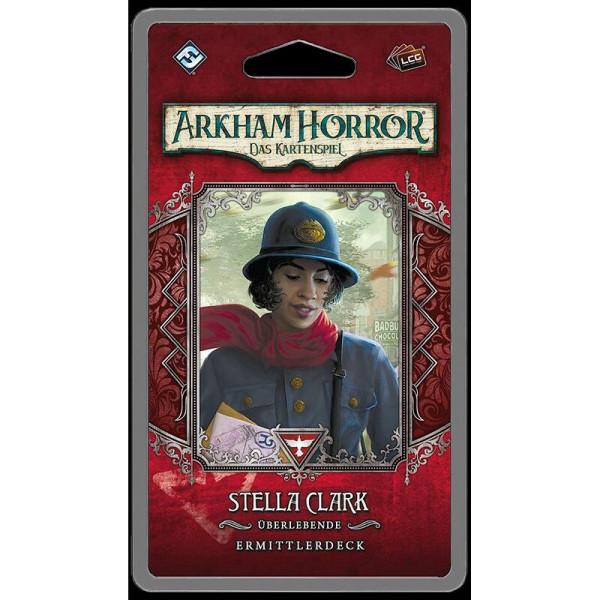 Arkham Horror: LCG - Stella Clark Ermittlerdeck
