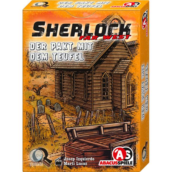 Sherlock Far West Der Pakt mit dem Teufel