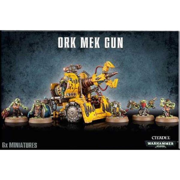 ORK MEK GUN (50-26)