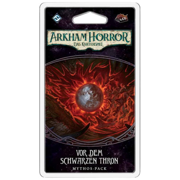Arkham Horror: LCG - Vor dem schwarzen Thron Mythos-Pack (Der-gebrochene-Kreis-6)