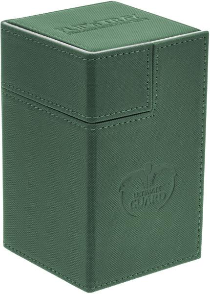 Flip´n´Tray Deck Case 100+ Standard Size XenoSkin™ Green