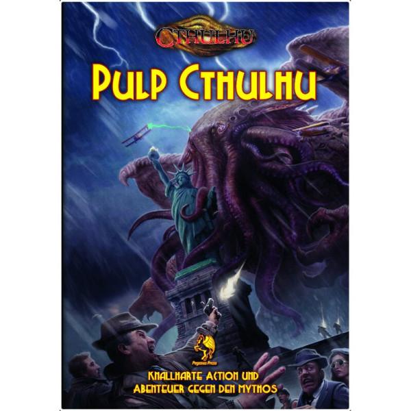 Cthulhu: Pulp Cthulhu (Hardcover) *Vorzugsausgabe*