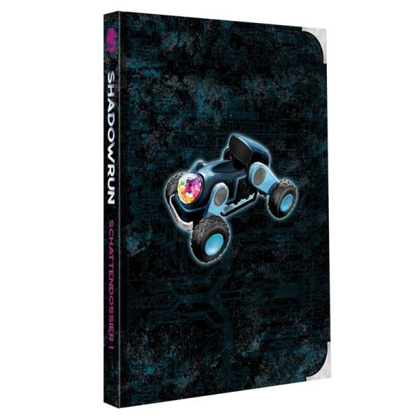 Shadowrun 6: Schattendossier 1 *limitierte Ausgabe *