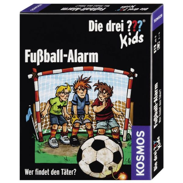 Kartenspiel Die drei ??? Kids Fußball-Alarm