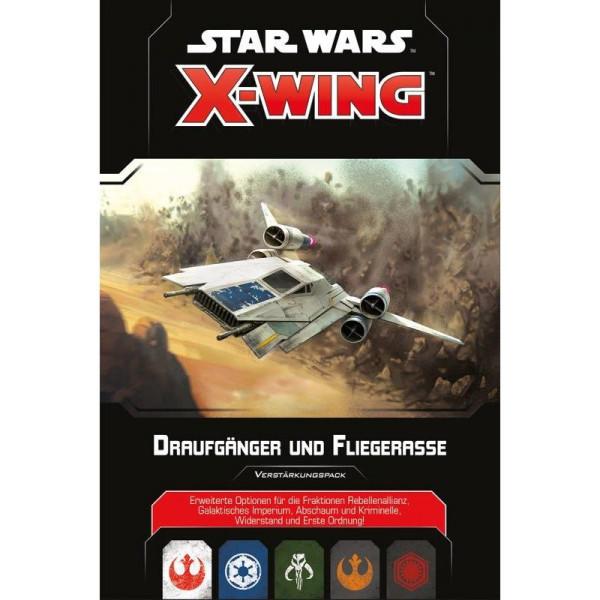 Star Wars: X-Wing 2.Ed. - Draufgänger und Fliegerasse