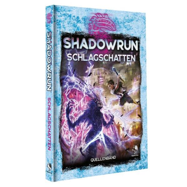 Shadowrun 6: Schlagschatten (Hardcover)