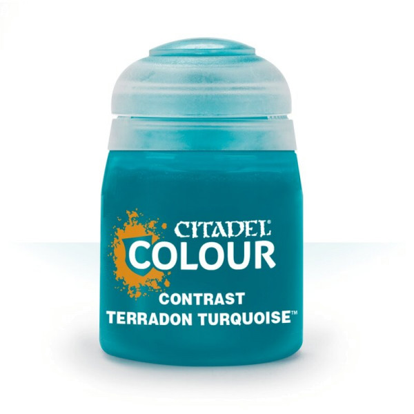 CONTRAST: TERRADON TURQUOISE (18ML) (29-43)
