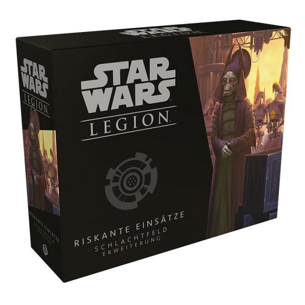 Star Wars: Legion - Riskante Einsätze