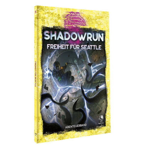 Shadowrun 6: Freiheit für Seattle (Softcover)