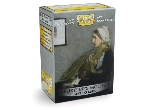 Dragon Shield: ART Sleeves Classic Whistlers Mother (100) *limitiert*