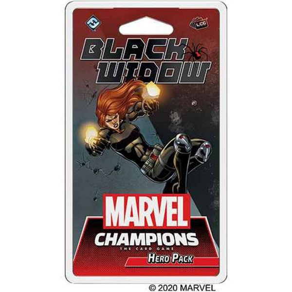 Marvel Champions The Card Game: Black Widow - EN