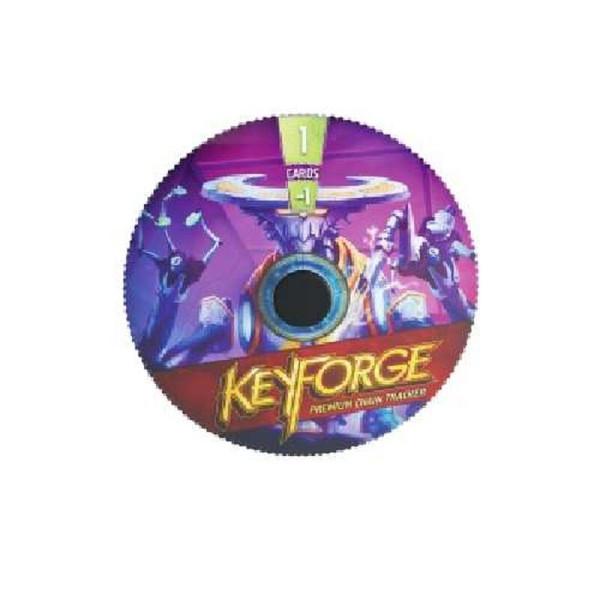 Gamegenic KeyForge Chain Tracker - Logos