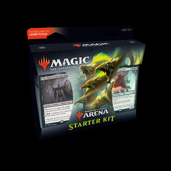 Arena Starter Kit (ENG)
