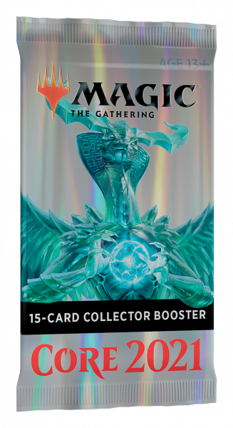 Core Set 2021 - Collector Booster (ENG)