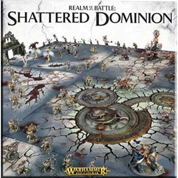 REALM OF BATTLE: SHATTERED DOMINION (64-06)