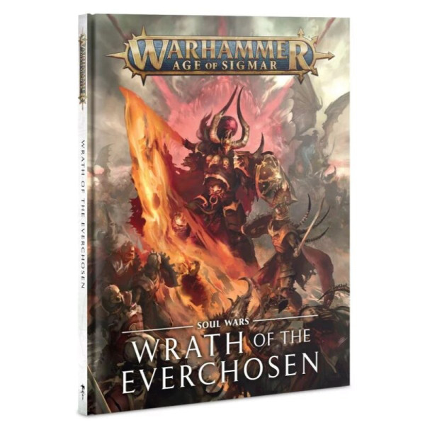 SOUL WARS: WRATH OF THE EVERCHOSEN (ENG) (80-05)
