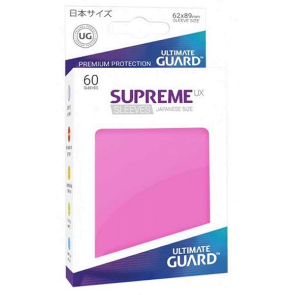 Supreme UX Sleeves Japanische Größe Pink (60)