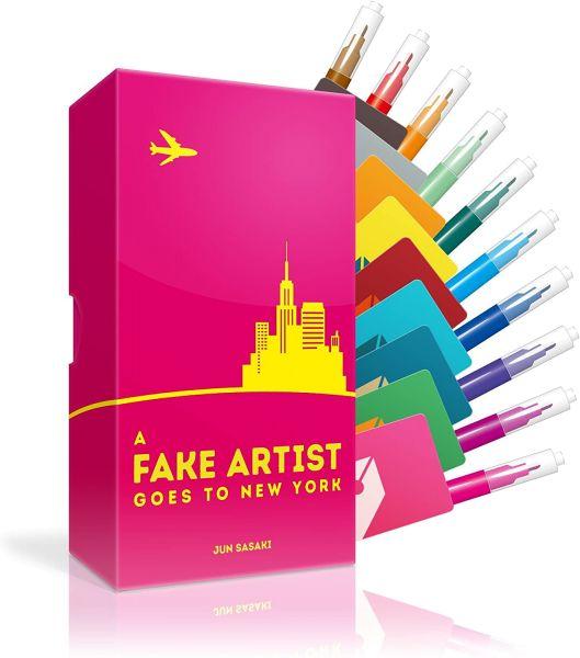 A Fake Artist Goes To New York (deutsch)
