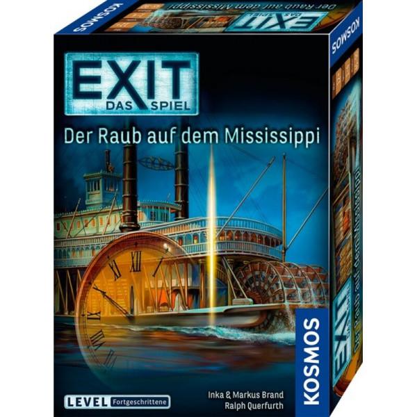 EXIT - Der Raub auf dem Mississippi (Fortgeschrittene)
