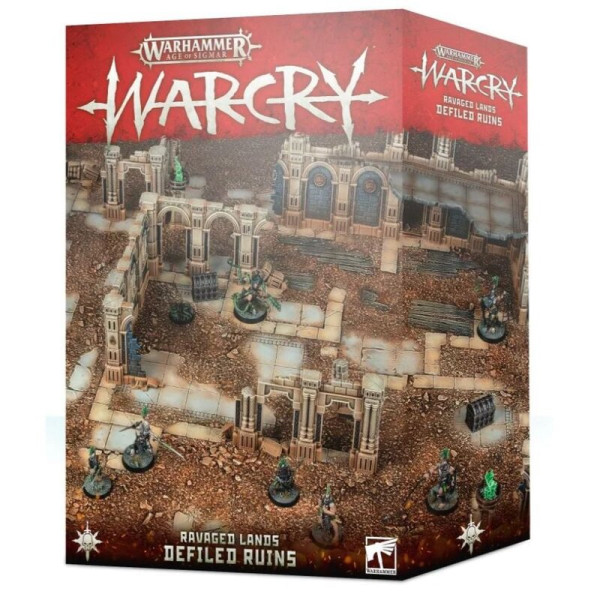 WARCRY: DEFILED RUINS (111-32)