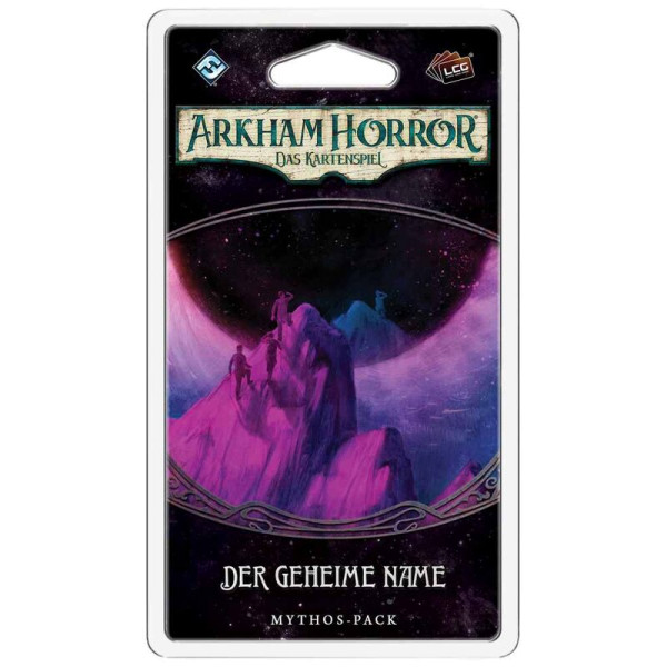 Arkham Horror: LCG - Der geheime Name Mythos-Pack (Der-gebrochene-Kreis-1)