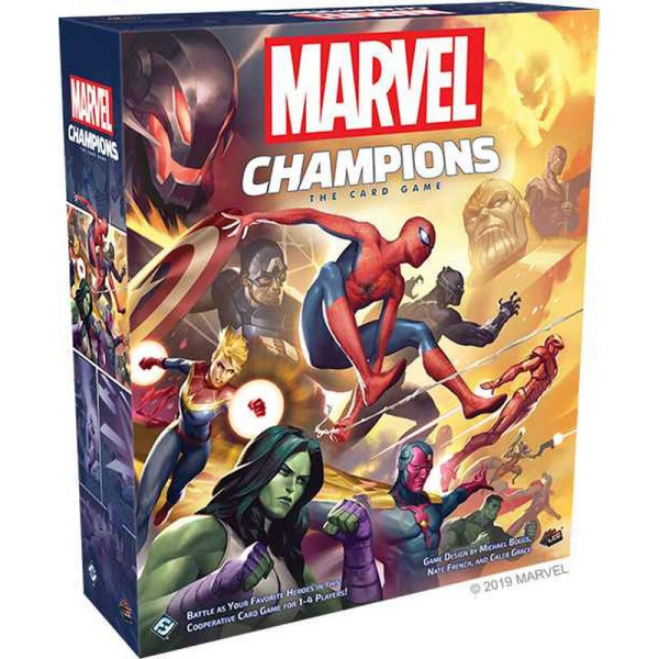 Marvel Champions The Card Game: Core Box - EN