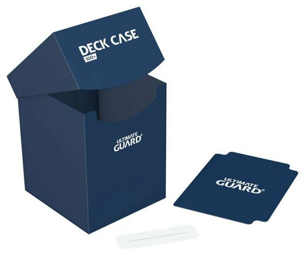 Deck Case 100+ Standard Size Blue
