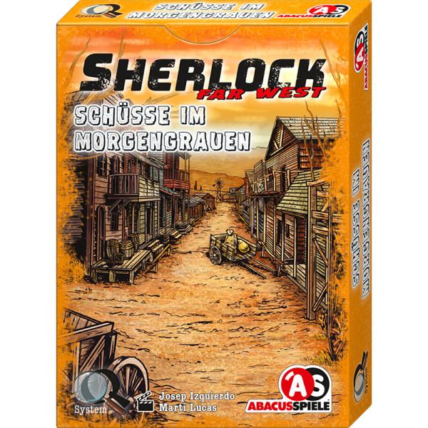Sherlock Far West Schüsse im Morgengrauen