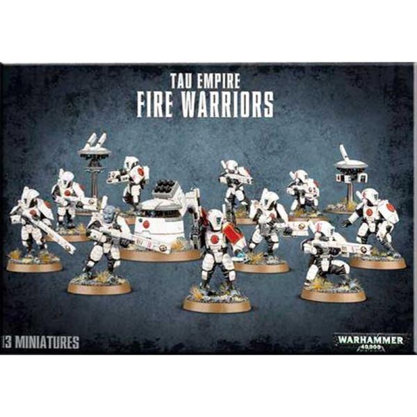 TAU EMPIRE FIRE WARRIORS (56-06)