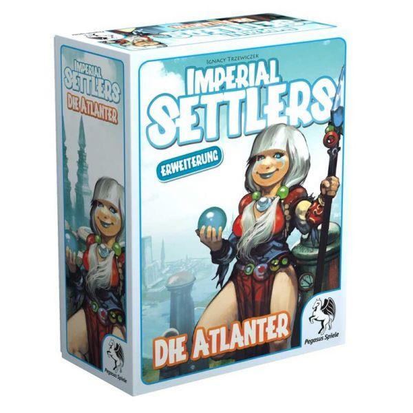 Imperial Settlers: Die Atlanter