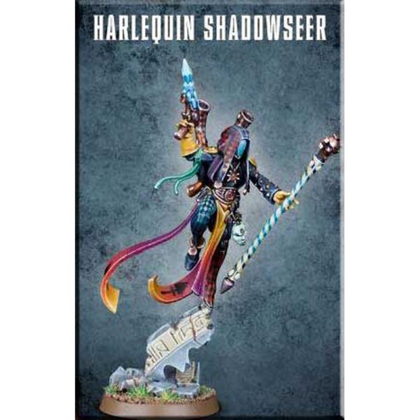 HARLEQUIN SHADOWSEER (58-14)