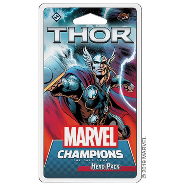 Marvel Champions The Card Game: Thor - EN