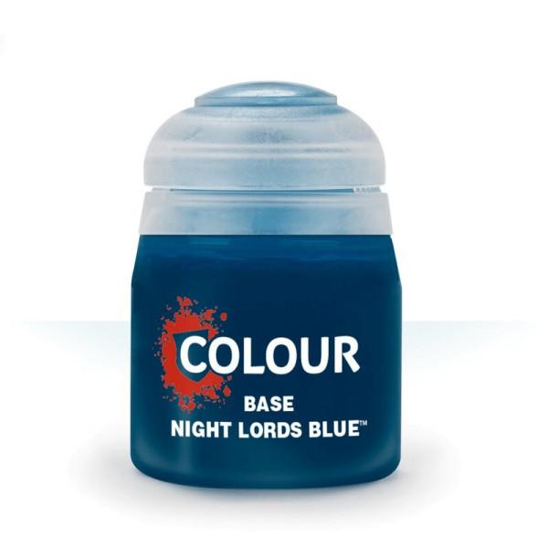 BASE: NIGHT LORDS BLUE (12ML) (21-42)