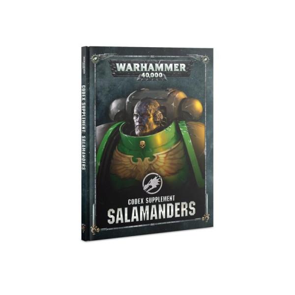 CODEX: SALAMANDERS (ENG) (55-07)