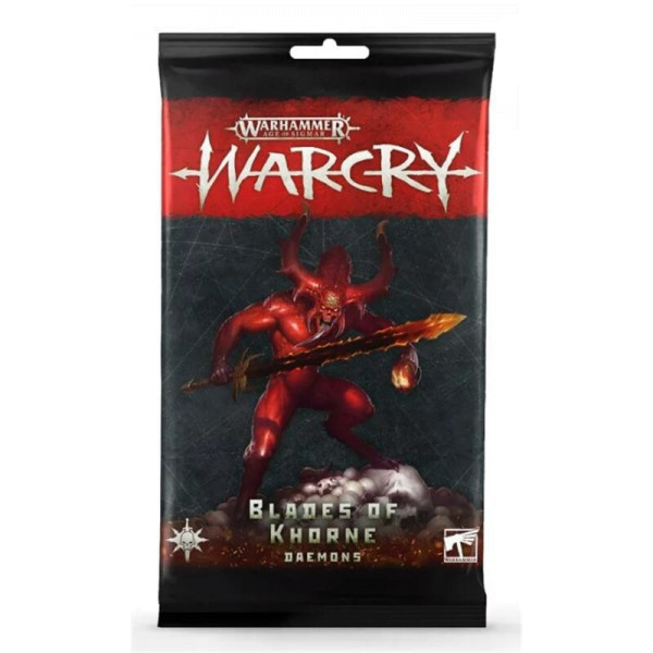 WARCRY: DAEMONS OF KHORNE CARDS (111-55)