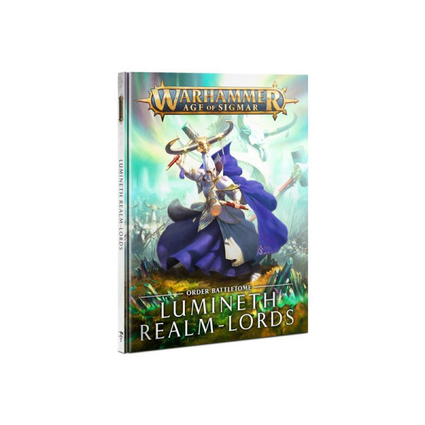 BATTLETOME:LUMINETH REALM-LORDS (HB) DEU (87-04)