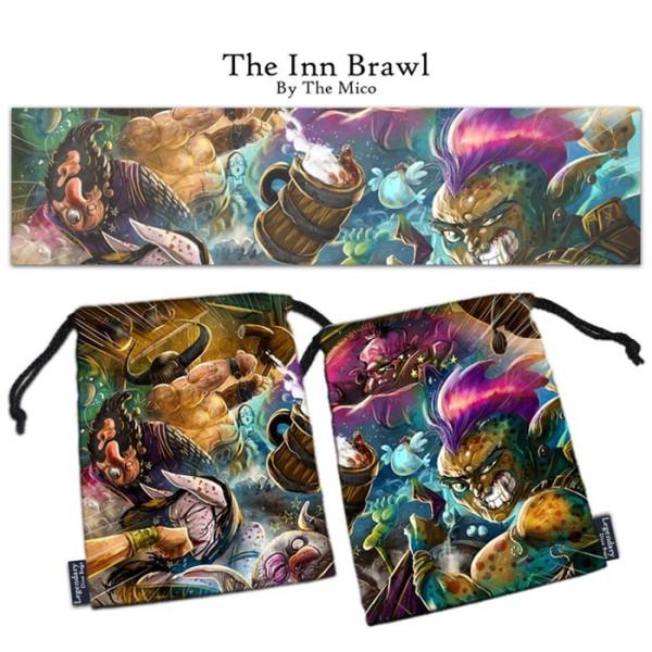 Legendary Dice Bag: The Inn Brawl