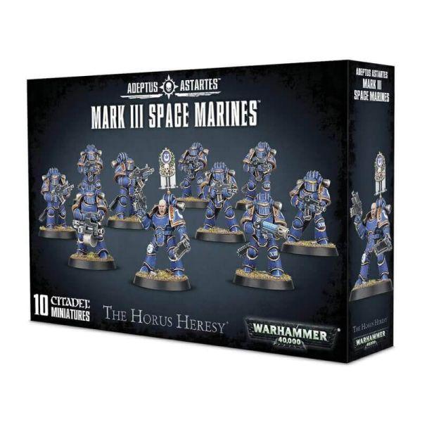 MARK III SPACE MARINES (01-05)
